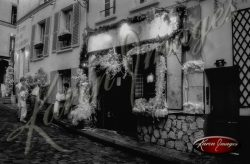 Image of Paris France Montmartre
