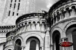Image of Le Sacre Coeur Paris France Montmartre
