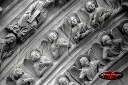 17_drama_in_the_choir_notre_dame_cathedral_paris_black_and_white_photograph_paris_france