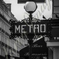 Street Scenes - Paris, France