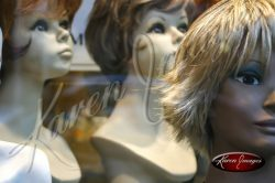 Tammy Hair Brussels Belgium mannequin