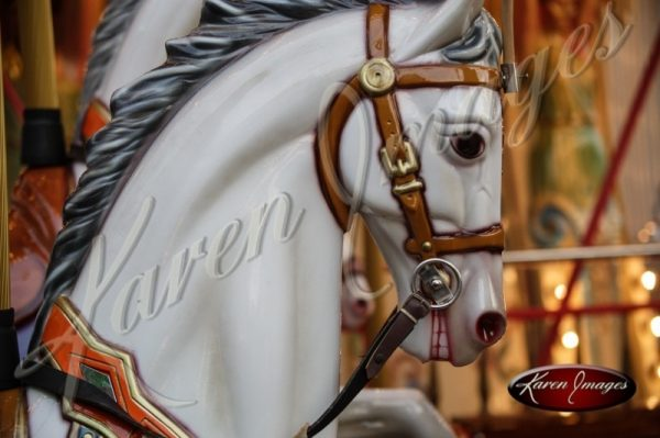 Carousel Horse Maastricht Netherlands