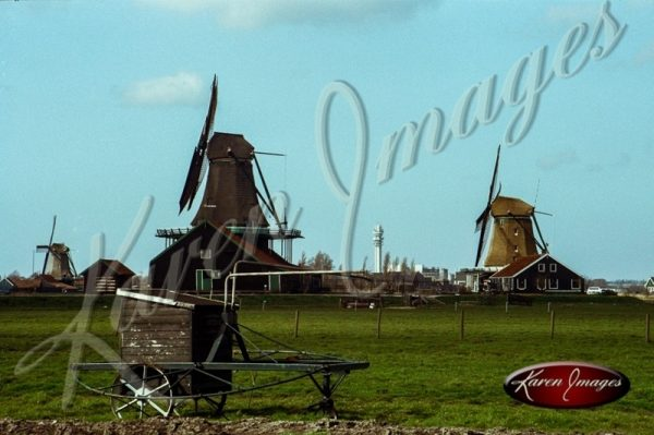 Windmills Netherlands