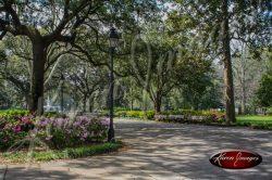 Forsyth Park Savannah Georgia