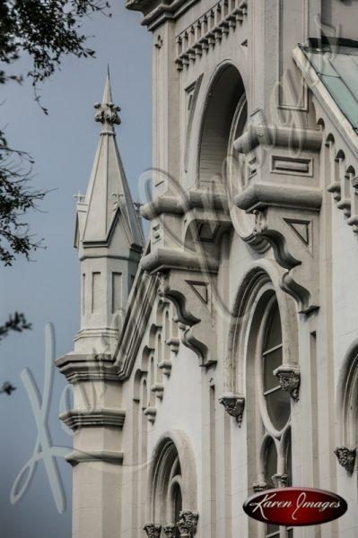 Church Faccade 2 Savannah Georgia