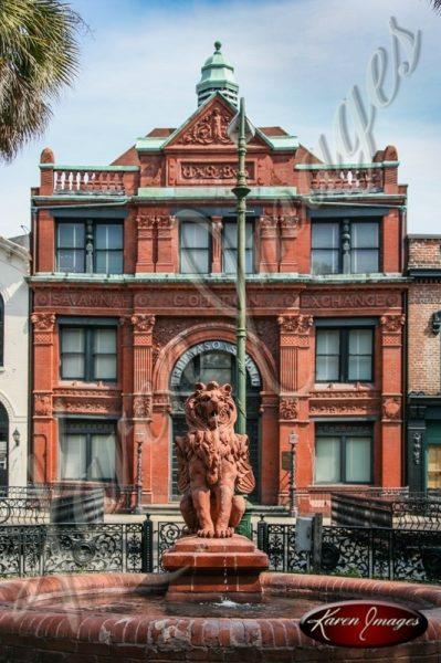 Cotton Exchange Savannah Georgia