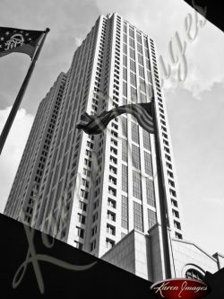 191-Peachtree-Tower-Atlanta-Georgia-Black-and-White