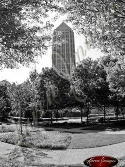 IBM-Tower-Atlanta-Georgia-Black-and-White