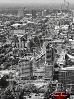 North-of-Peachtree-3-Atlanta-Georgia-Black-and-White