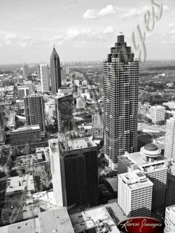 North-of-Peachtree-Atlanta-Georgia-Black-and-White
