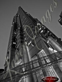 Suntrust-Building-Atlanta-Georgia-Black-and-White