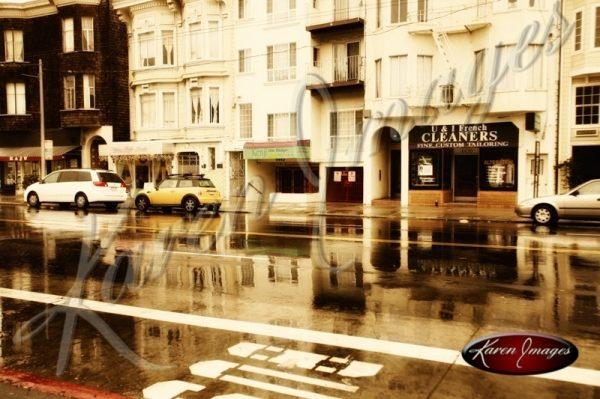 downtown sna francisco california