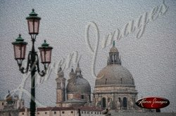 cleared art of venice san marco square italy