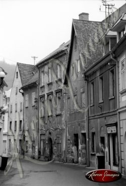 Image of Medieval city of Lockett Czech Republic